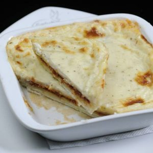 Lasagne with minced meat Golub picerija delivery