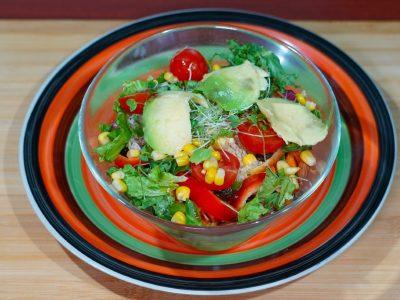 Quinoa avocado salad Vege House delivery