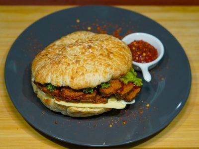 Kulen sandwich Vege House delivery