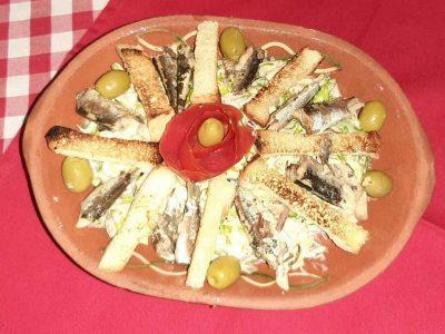Monaška salata Čarapanska Meana dostava