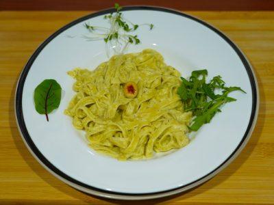 Pesto Genovese pasta Vege House delivery
