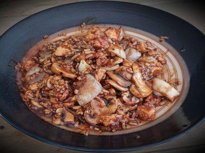 Piletina na usijanom tiganju Zmajevo Gnezdo dostava