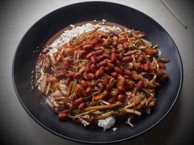 Piletina sa kikirikijem i povrćem Zmajevo Gnezdo dostava
