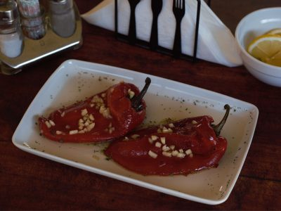 Belolučena slatka paprika Ružo Rumena dostava