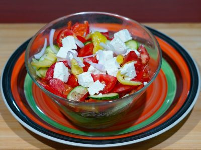 Serbian traditional salad Vege House delivery