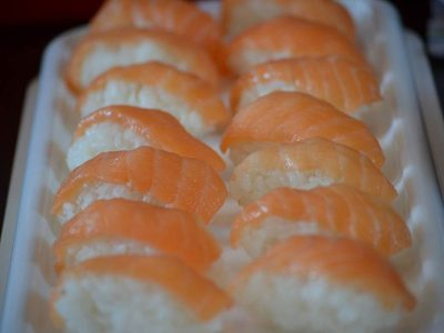 180. Suši losos New Hong Kong dostava