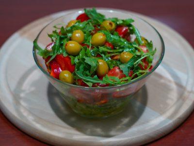 Tahini salad Vege House delivery