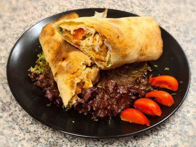 Tortilja sa grilovanom piletinom Naj pizza i sendvič bar dostava