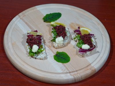 Vegan caviar Vege House delivery
