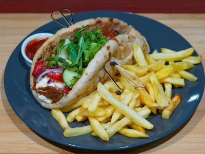 Vege house gyros Vege House delivery
