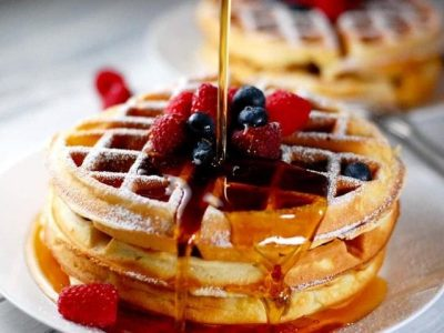 Waffle Vege House delivery