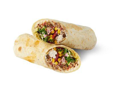 Carnitas burito – cepkana prasetina Burrito Madre Ada Mall dostava