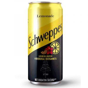 Schweppes - Lemonade Hood delivery