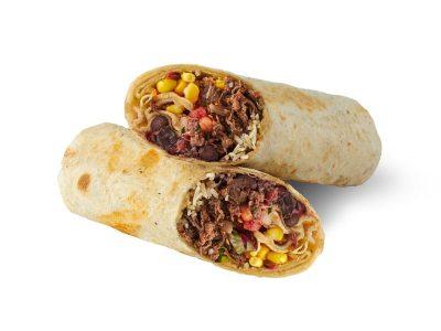 Barbacoa burito – juneća rebra Burrito Madre Ada Mall dostava