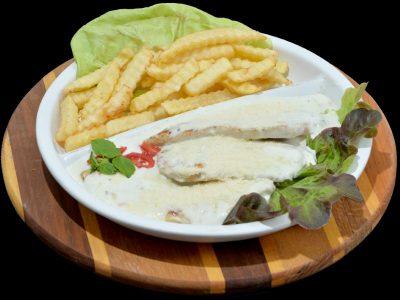 Chicken Cheese Castello Bianco dostava