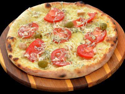 Chicken Pizza Castello Bianco dostava