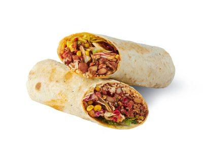 Chorizo burito – pikantna kobasica Burrito Madre Ada Mall dostava