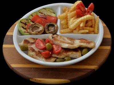 Italijanski obrok Castello Bianco dostava