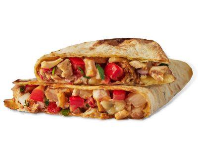 Kesadilja Achiote piletina Burrito Madre Ada Mall dostava