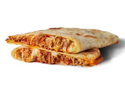 Kesadilja Chorizo – pikantna kobasica Burrito Madre Ada Mall dostava