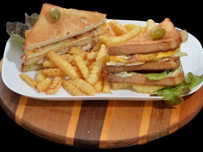 Klub sendvič Castello Bianco dostava