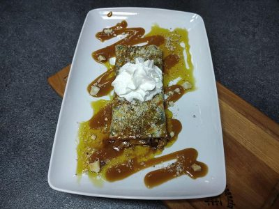 Mars brazilska krepa Waffle magacin dostava