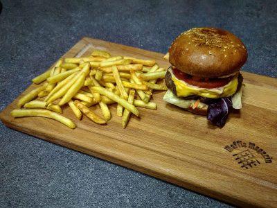 Mini Moris burger Waffle magacin dostava