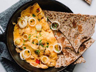 Omlet povrće sa tortiljom Pasta Bar Novi Beograd dostava