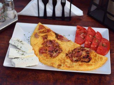Omlet sa suvim vratom Ružo Rumena dostava