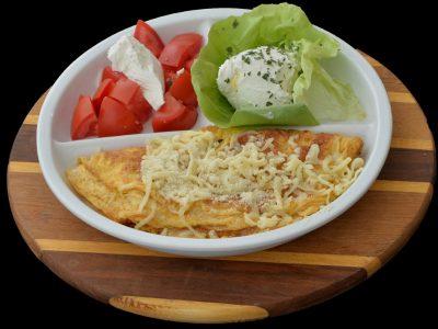 Omlet sa šunkom Castello Bianco dostava