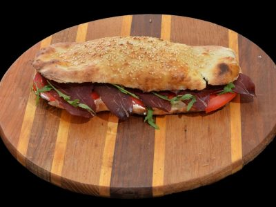 Parma sendvič Castello Bianco dostava