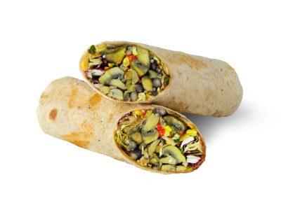 Pečene pečurke burito Burrito Madre Ada Mall dostava