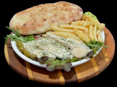 Piletina u gorgonzoli sa indijskim orahom Castello Bianco dostava
