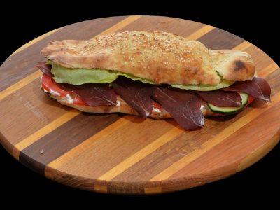 Pršuta sendvič Castello Bianco dostava