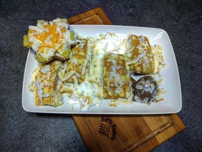 Sushi tropic split krepa Waffle magacin dostava