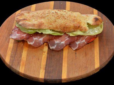 Suvi vrat sendvič Castello Bianco dostava