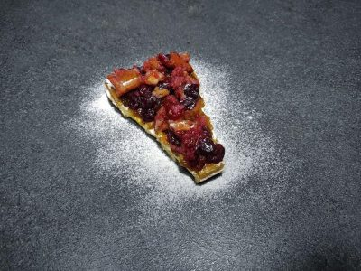 Tart cherry waffle Waffle magacin dostava