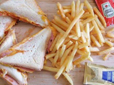 Tost sendvič kulen Wanted Burger dostava